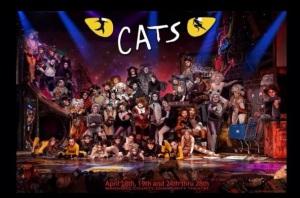 The Fabulous CATS Cast